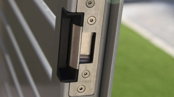 Electronic Latching - Keep Edge Profile
